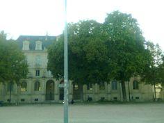 Ville de Nancy - Fac de droit vue de la place Carnot Proposé par Marine F.