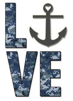 Keep calm & love a sailor. <3