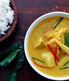 Southern Vietnam Yellow Chicken Curry - Lan Kwai Fong