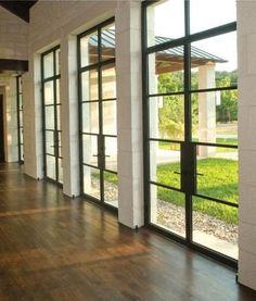Home Decor – Entryway : Bronze Doors -Read More –