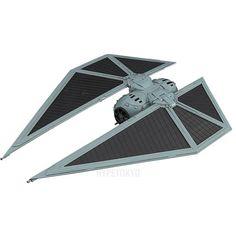 Star Wars Bandai 1/72 Plastic Model : Tie Striker #starwars #tiestriker #plasticmodel #hypetokyo