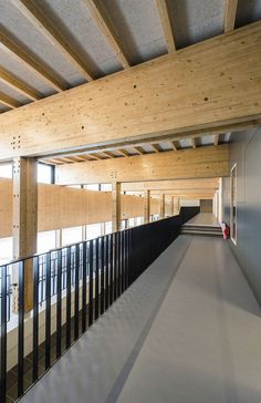 The Proudhon Secondary School in Besançon,Courtesy of Tectoniques Architects
