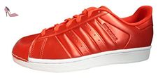 adidas  Adidas Superstar, Basses homme - - Red white BB4877, - Chaussures adidas (*Partner-Link)