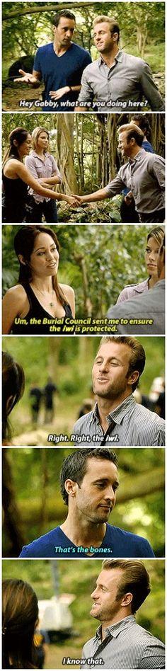 I love Steve's face here. It literally makes me laugh so hard.
