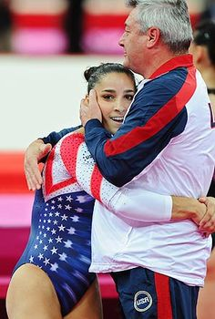 Aly Raisman is the first U.S. woman to ever win Olympic gold on floor. #FAB5 #USA