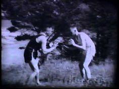 Finnish hand-to-hand combat training film animated gif