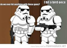 Star Wars Stormtrooper Funny | family guy storm trooper star wars hit bird once tv scene funny pics ...
