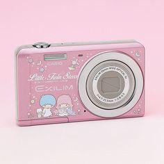 <2011> CASIO デジタルカメラ EXILIM リトルツインスターズモデル