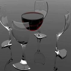 #modern #wine #art