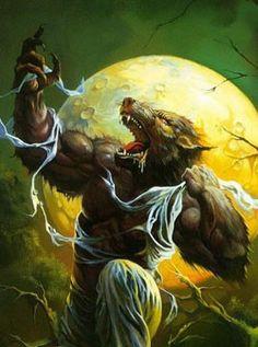 Criaturas mitologicas terrestres