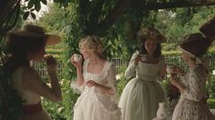 Wedding gowns inspired by the movie Marie Antoinette directed Sofia Coppola. Sofia Coppola, Marie Antoinette 2006, Princess Aesthetic, Kirsten Dunst, Pride And Prejudice, Flower Girl Dresses, Fancy, Queen, Wedding Dresses
