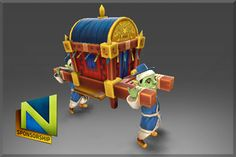Courier giveaway! The Gama Brothers #dota2g #dota2giveaways