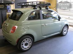 We love installs like this one. Take a fun to drive, high gas mileage vehicle, and more than double the cargo capacity by adding on some roof top and hitch mount accessories. We installed a base rack, cargo basket, and hitch on a 2013 Fiat 500. The owner was looking …  Continue reading