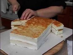 """This wonderful cake says """"Bon Voyage,"""" """"Good Luck,"""" """"Congratulations,"""" or """"Happy Birthday"""" enthusiastically, and would be a delight for anyone to receive. It..."""
