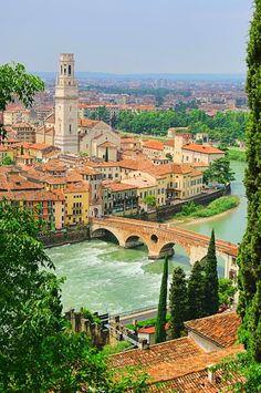 Verona - Itália Mais