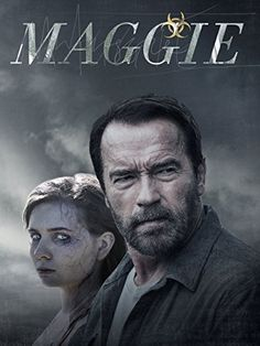 Arnold Schwarzenegger, Abigail Breslin, and Joely Richardson star in this post-apocalyptic thriller set against the backdrop of a deadly epidemic. Film 2015, 2015 Movies, New Movies, Movies To Watch, Movies Online, Good Movies, Popular Movies, Maggie Grace, Maggie Smith