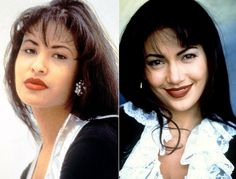 Jennifer Lopez was paid $1,000,000 to play chart-topping singer Selena Quintanilla-Perez, which was the highest salary ever paid to a Latin...