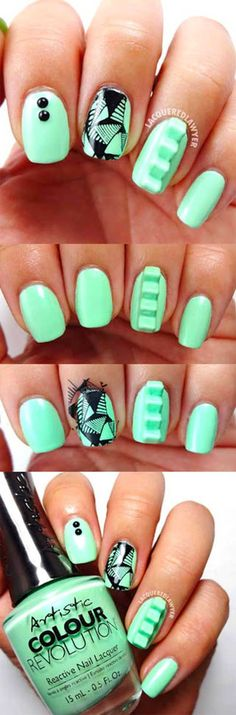 Our 12 Favorite Lacquered Lawyer Nail Designs - The Goddess Our 12 Favorite Lacquered Lawyer Nail Designs – Rogue Vogue -Looking For Easy, DIY Lacquered Lawy Orange Nail Designs, Fall Nail Designs, Cute Nail Designs, Summer Acrylic Nails, Spring Nails, Classy Nails, Trendy Nails, Gel Nagel Design, Diy Ombre