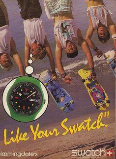 SWATCH! 1987