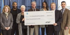 AT&T contributes $30,000 to new TCC veterans initiative