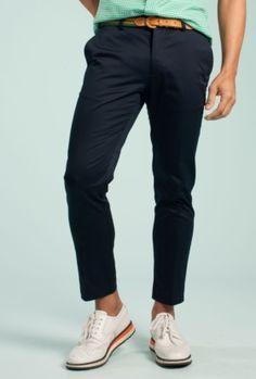 cropped pants men - Pula Brejo