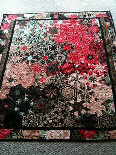 One Block Wonder tutorial on choosing fabric