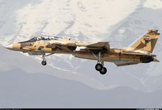 Iran is the only operator of F-14 Tomcat. So crazy to see my fav jet in a foreign paint scheme.