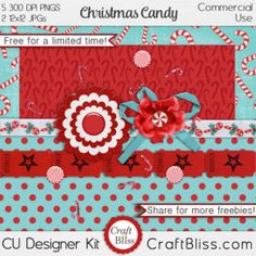Free at www.craftbliss.com {Pinterest Christmas Free Commercial Use Christmas Pinterest Santa Crafts Christmas Gifts Christmas Tree Scrapbook Craft Kit Free Kit Free Craft Kit Christmas Pinterest Scrapbook Free Scrapbook Kit Free Digital Scrapbook Kit Santa Craft Bliss Free Scrapping Scrapbook Layout Scrapbook Paper Digital Kit Card Kit Free Christmas Giveaway Pinterest CraftBliss Christmas in July }