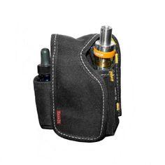 KaseIt's Best Selling Vape Mod Bag Holster Accessory Pouch Vape Carrying Case Vape Holster Edc, Vape Accessories, Vape Smoke, Cigarette Case, Electronic Cigarette, Everyday Carry, Vaping, Cell Phone Cases, Moth