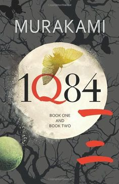 1Q84. Interesting elements, coming together well. Also links to an interesting read about differences between book covers made for the US and UK versions
