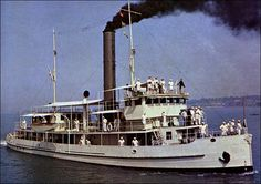 Sand Pebbles  The fictional U.S. gunboat San Pablo made for the movie. Beautiful.
