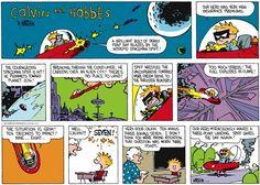 Calvin & Hobbes for November 27 2016