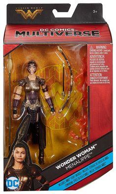 #Mattel: #DCMultiverse #WonderWomanMovie - Menalippe & #WonderWoman Figures  http://www.toyhypeusa.com/2017/05/05/mattel-dc-multiverse-wonder-woman-menalippe-wonder-woman-figures/  #DCComics