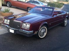 Hemmings Find of the Day – 1983 Buick Riviera convertible