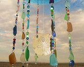 sea glass windchimes :)