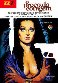 Bibliomania - Byblyomania: BRIGITTE MONTFORT - todos os volumes das série ZZ7 - Vermelha e Azul