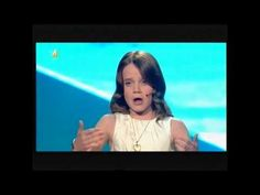 Amira Willighagen and the 4 opera  songs at Holland's Got Talent 2013.  9 year old with a voice that is beyond amazing!