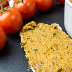 Ulubiona pasta z soczewicy ⋆ AgaMaSmaka - żyj i jedz zdrowo! Hummus, Macaroni And Cheese, Vegan Recipes, Muffin, Good Food, Food And Drink, Menu, Breakfast, Ethnic Recipes