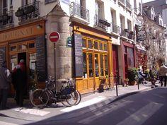 Le Marais, Paris - France