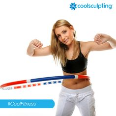 #HulaHoop #CoolFitness #Fitness #CoolSculpting