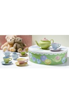 Rosanna Tea's Me Too Perfect for a Mad Hatters tea party our modern mini tea set is the cutest coolest way to take tea just like the grownups Tr. Please Click the image for more information.