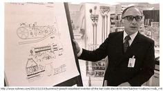 Décès de M. N. Joseph Woodland, inventeur du code-barres