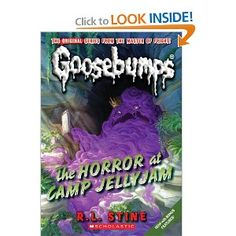 The Classic Goosebumps #9: The Horror at Camp Jellyjam