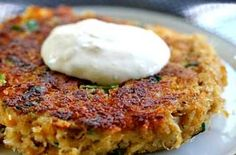 Spicy Crab Cakes with Horseradish Mayo — Punchfork