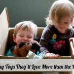 How to Buy Toys for Other People's Kids-there are some great gift ideas for your own kids too!
