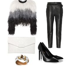 50+ Cute Fall & Winter Outfit Ideas 2017  - Are you looking for something heavy to wear? Do you want new fall and winter outfit ideas to try in the next year? In the fall and winter seasons, the... -  fall-and-winter-outfit-ideas-2017-48 .