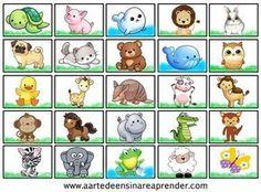 Jogo pedagógico que consiste em colocar as letras em ordem e formar a palavra. Muito fácil de fazer e bastante eficaz para a alfabeti...