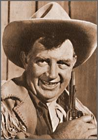 Andy Devine - A very versatile actor with over 400 films. In westerns he was always the sidekick with his signature voice. Golden Age Of Hollywood, Vintage Hollywood, Hollywood Stars, Classic Hollywood, Hollywood Men, Andy Devine, Tv Westerns, Western Movies, Western Film
