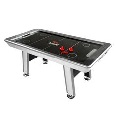 Have To Have It. Voit Plasma 6 Ft. Air Hockey With Digital Scoring