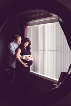 Maternity, In Home, Beautiful, Couple